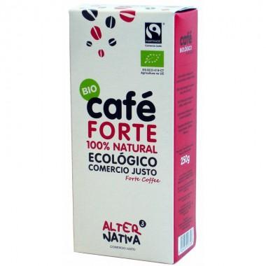 Cafe forte molido ALTERNATIVA 3 (250 gr) BIO