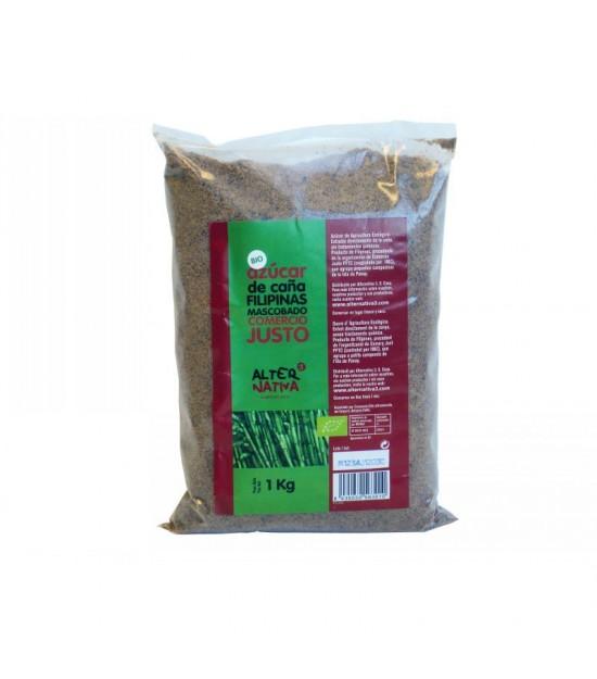 Azucar caña mascobado ALTERNATIVA 3 (1 kg) BIO