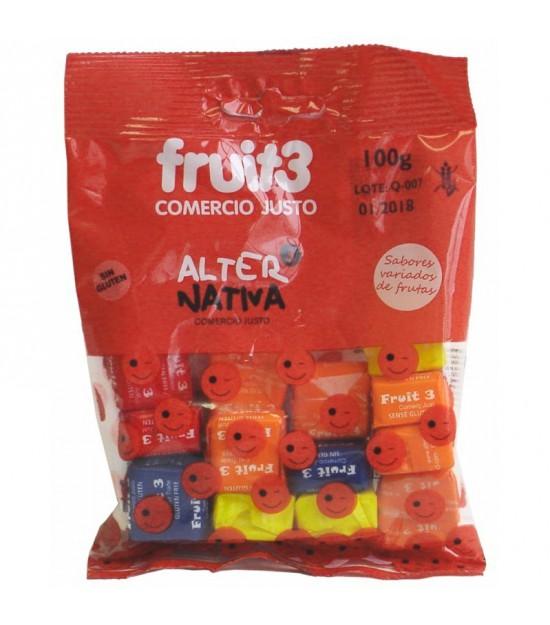 Caramelos sugus fruit 3 ALTERNATIVA 3 (100 gr)