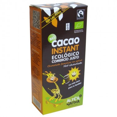Cacao instant ALTERNATIVA 3 (250 gr) BIO
