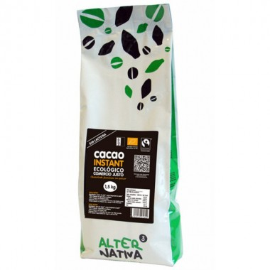 Cacao instant ALTERNATIVA 3 (1,5 kg) BIO