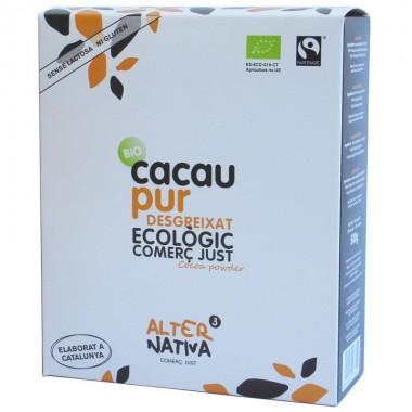 Cacao puro desgrasado ALTERNATIVA 3 (500 gr) BIO