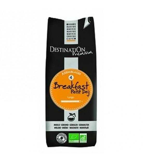 Cafe desayuno molido DESTINATION 250 gr