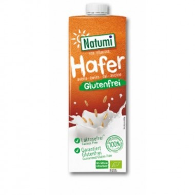 Bebida avena sin gluten NATUMI 1L BIO