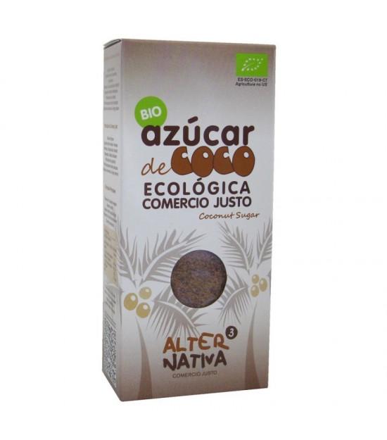 Azucar coco ALTERNATIVA 3 (250 gr) BIO