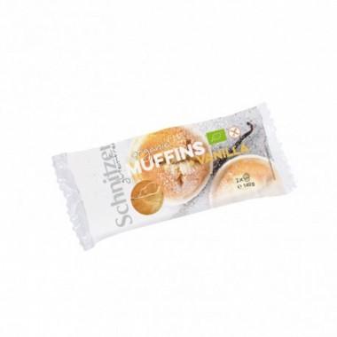 Muffin vainilla sin gluten SCHNITZER 140 gr BIO