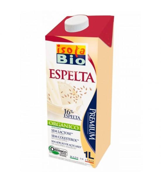 Bebida espelta premium ISOLA BIO 1 L