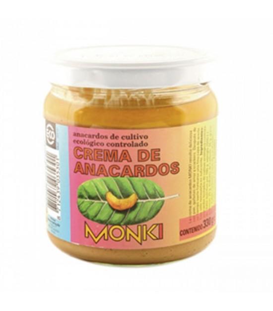 Crema anacardo MONKI 330 gr