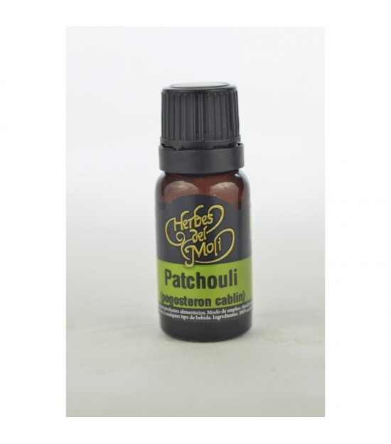 Esencia patchouli HERBES DEL MOLI 10 cc ECO
