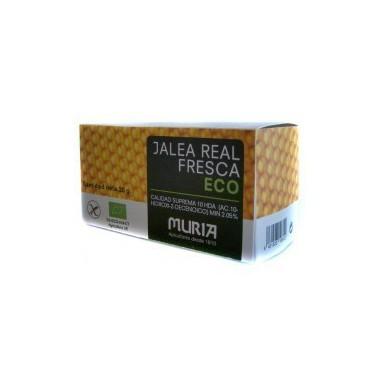 Jalea real fresca MURIA 20 gr ECO