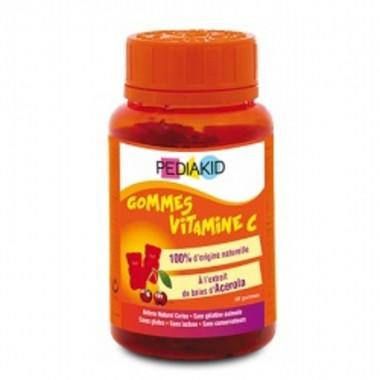 Gominolas vitamina C PEDIAKID
