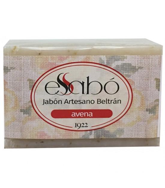 Jabon avena artesano ESSABO 100 gr