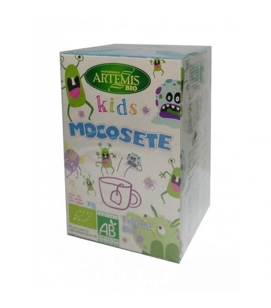 Tisana kids mocosete niños (20 filtros) ARTEMIS BIO