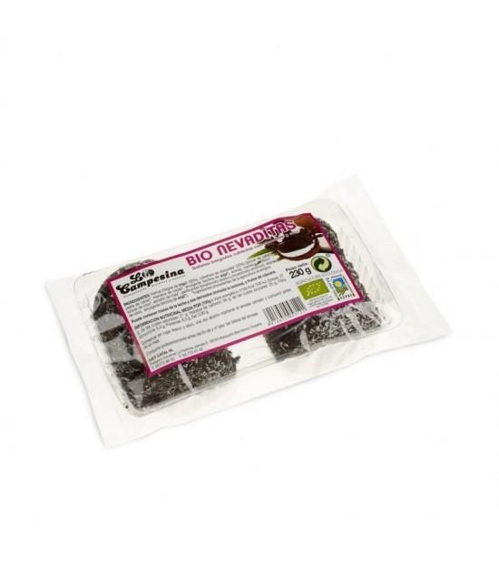 Galletas Bio nevaditas chocolate coco CAMPESINA 230 gr