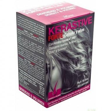 Kerastive forte cabello uñas VAMINTER 60 capsulas