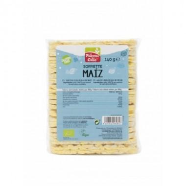 Soffiette maiz FINESTRA 130 gr BIO