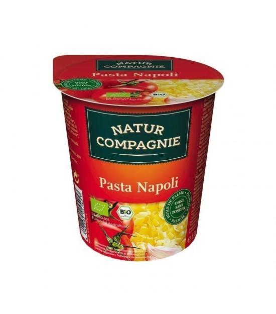 Yatecomo Napoli tallarin con tomate 59 gr NATUR COMPAGNE BIO