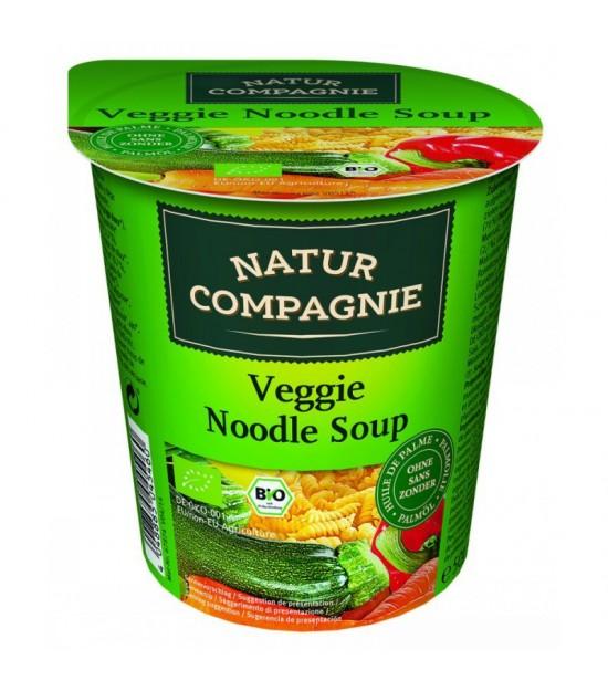 Yatecomo sopa veggie con espirales 50 gr NATUR COMPAGNE BIO