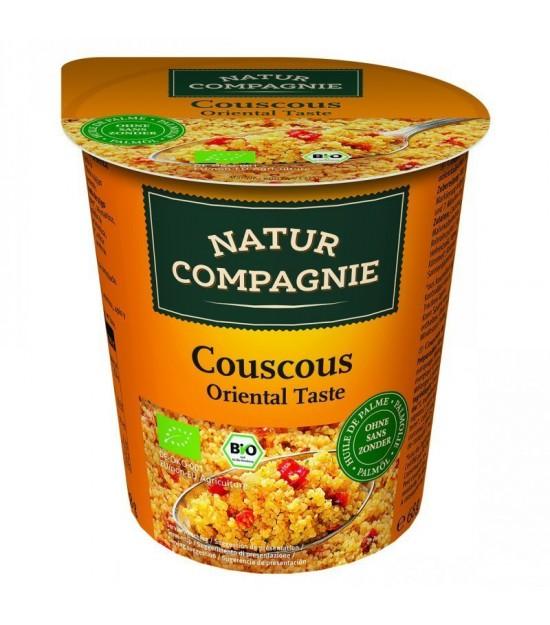 Yatecomo cuscus oriental 68 gr NATUR COMPAGNE BIO