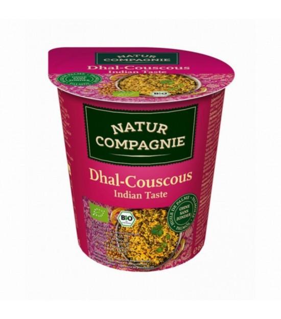 Yatecomo cuscus indio 68 gr NATUR COMPAGNE BIO