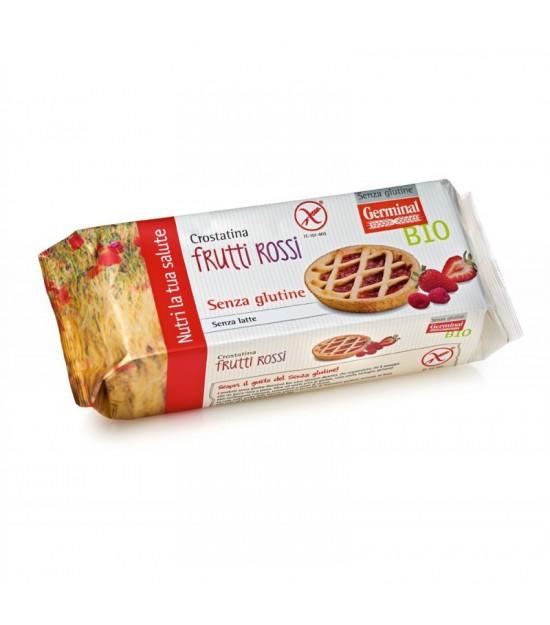 Tartaleta frutos rojos sin gluten GERMINAL 200 gr BIO