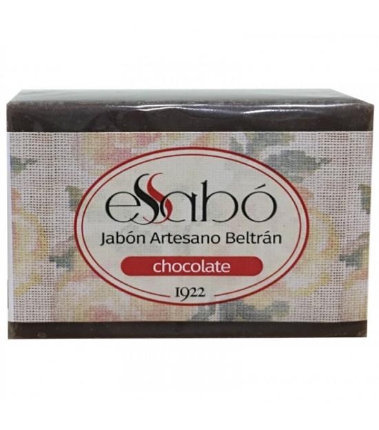 Jabon chocolate artesano ESSABO 100 gr