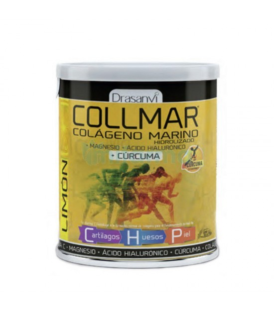 Collmar magnesio curcuma limon DRASANVI 300 gr