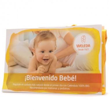 Set bienvenido bebe WELEDA
