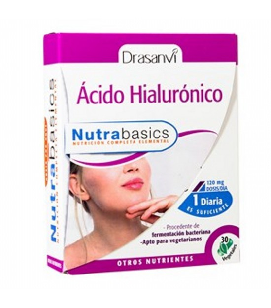 Acido hialuronico DRASANVI 30 capsulas