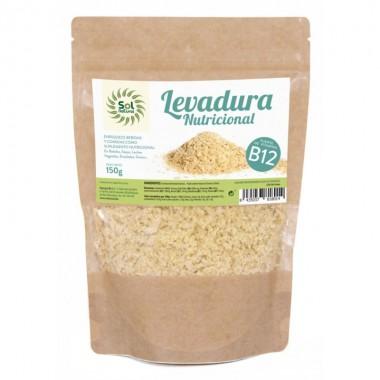 Levadura nutricional B12 SOL NATURAL 150 gr BIO