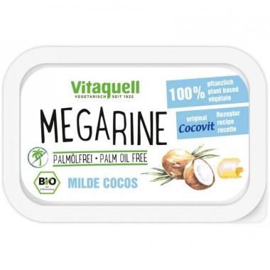 Margarina aceite coco VITAQUELL 250 gr BIO