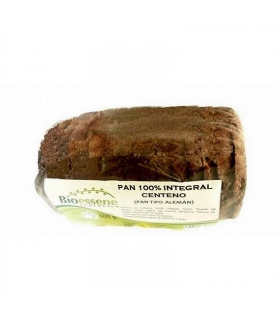 Pan molde 100% centeno BIOESSENE 600 gr