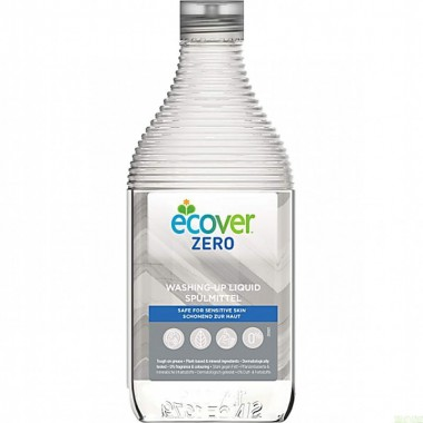Lavavajillas zero sin perfume ECOVER 450 ml