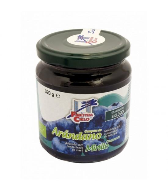 Mermelada arandano FINESTRA 320 gr BIO