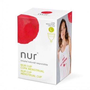 Copa menstrual (L) NUR