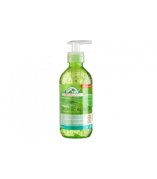 Gel aloe vera 99 % CORPORE SANO 300 ml COSMOS BIO