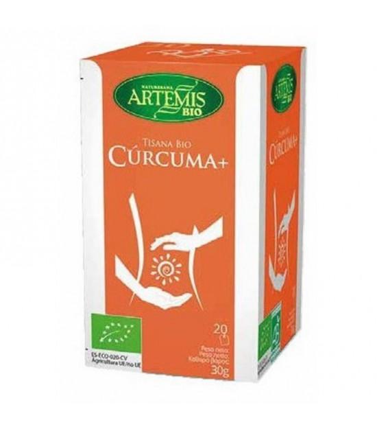 Tisana curcuma (20 filtros) ARTEMIS BIO