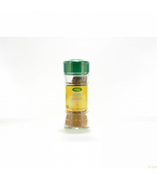 Garam masala especias ARTEMIS 25 gr BIO