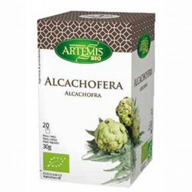 Infusion alcachofera (20 filtros) ARTEMIS 30 gr