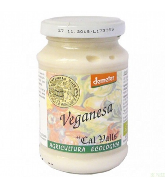 Veganesa CAL VALLS 190 gr ECO