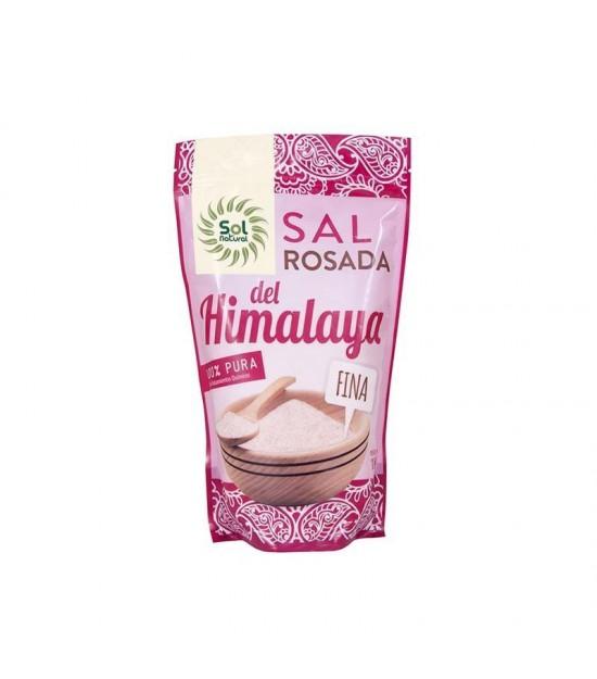 Sal fina himalaya SOL NATURAL 1 kg BIO
