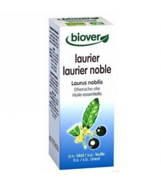 Esencia laurel BIOVER 10 ml BIO