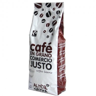 Cafe arabica grano ALTERNATIVA 3 (1 kg) BIO