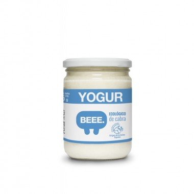 Yogur cabra natural BEE 420 gr