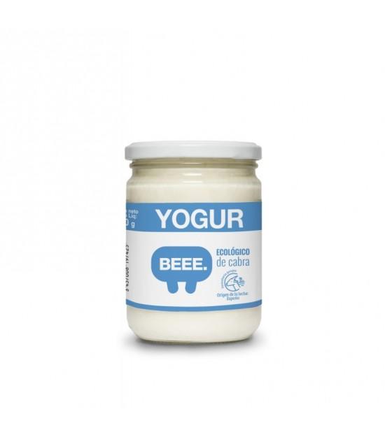 Yogur cabra natural BEE 420 gr