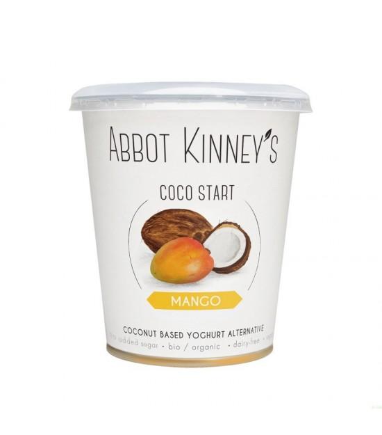 Yogur coco mango ABBOT KINNEY'S 400 gr