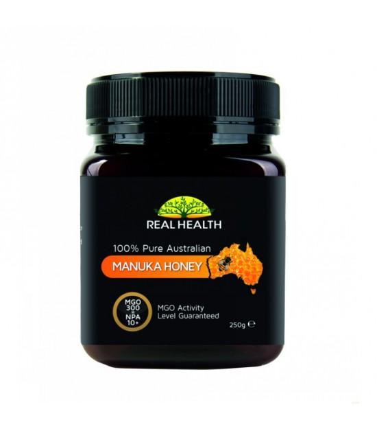 Miel manuka MGO300 REAL HEALTH 250 ml