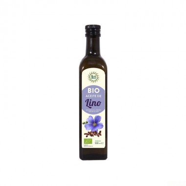 Aceite lino SOL NATURAL 500 ml BIO