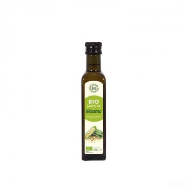 Aceite sesamo SOL NATURAL 250 ml BIO