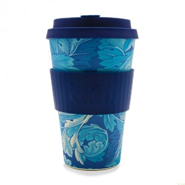 Vaso de bambu acanthus (azul ) Ref.507 ALTERNATIVA 3 (400 ml)